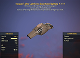 Vanguard's [Sent] Scout Right Leg #11